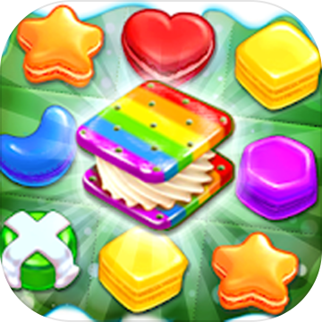 Tasty Cookies - Free Match 3 Puzzle Games