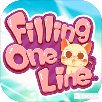 Filling One Line - Meow Puzzle Game