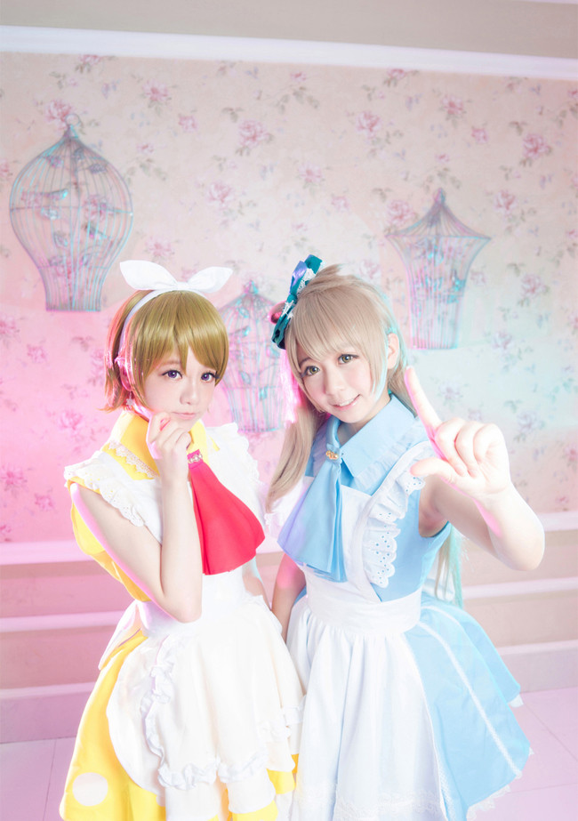 LoveLive! 小鳥&花陽 Cosplay_2
