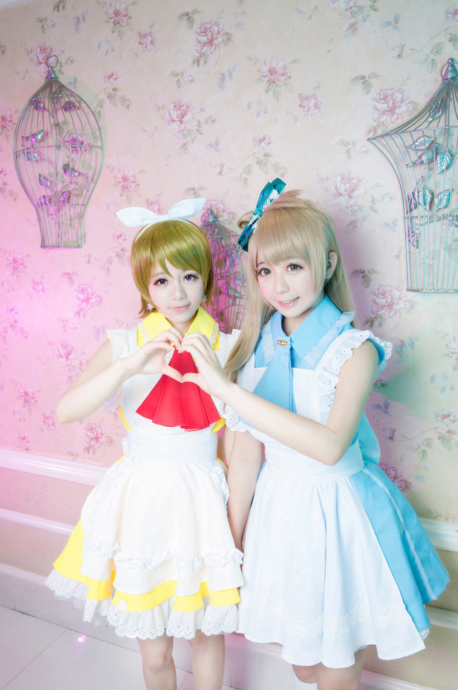 LoveLive! 小鳥&花陽 Cosplay_1